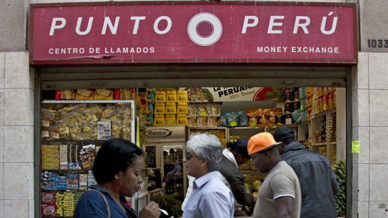 Santiago es un lugar muy codiciado por los inmigrantes latinoamericanos.