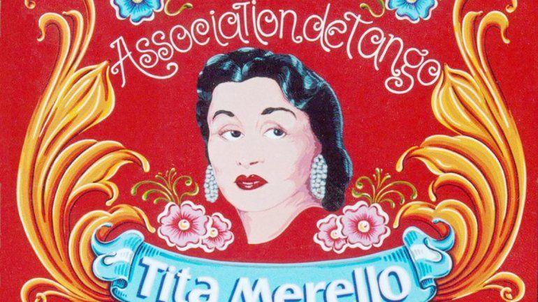 Tita Merello y Carlitos Gardel