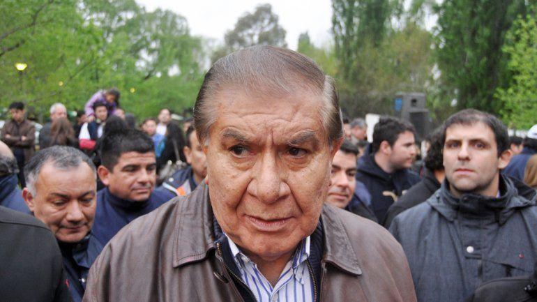 El titular del gremio petrolero jugó para Macri en el ballotage.