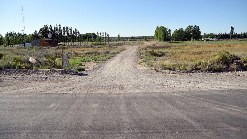 Los primeros cruces los hicieron productores rurales. Después se agregaron más a partir de los nuevos loteos y proyectos inmobiliarios.