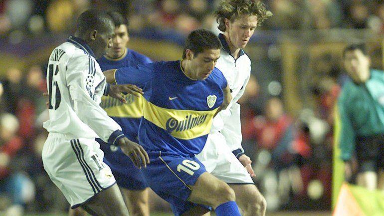 En el 2000