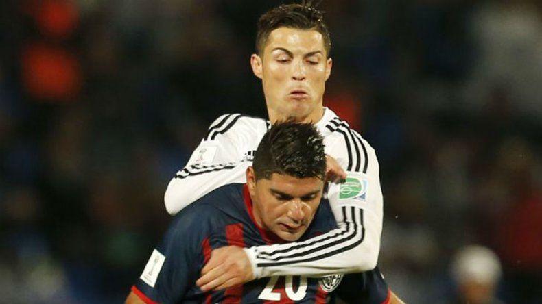 San Lorenzo fue el último argentino en el Mundial. Derrota ante el Real.