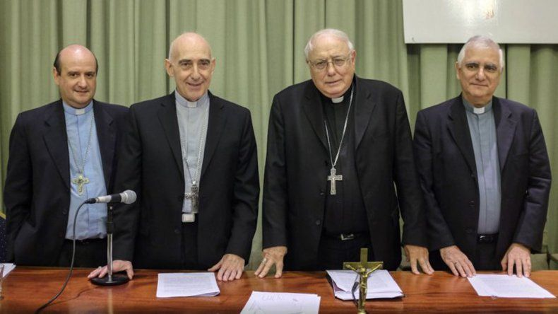 Los obispos pidieron a Dios que ilumine a Macri