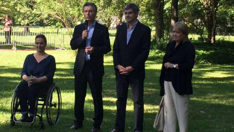 Macri: La Presidenta no quiere colaborar, quiere salir por la puerta chica