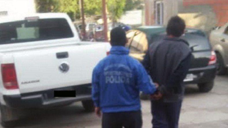 Atraparon a Jonathan Oyarzo