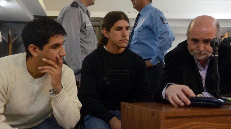 Juan Díaz y Leandro Serrano.