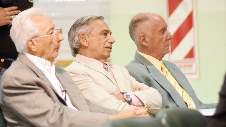 Los acusados Francisco Oviedo