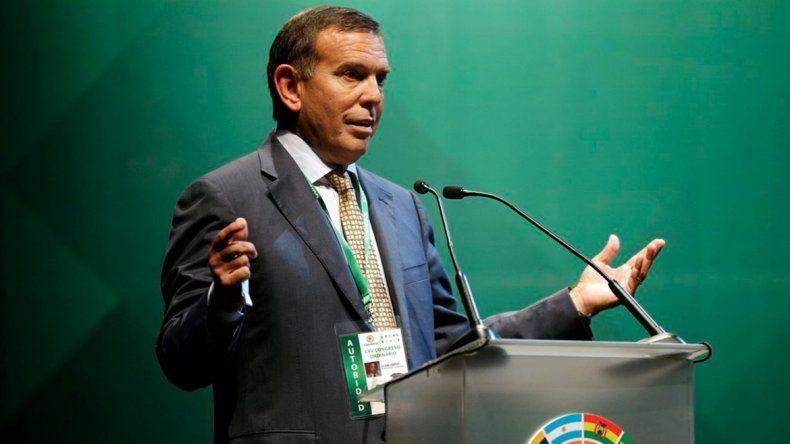 Arrestaron a dos vicepresidentes de la FIFA en Zúrich
