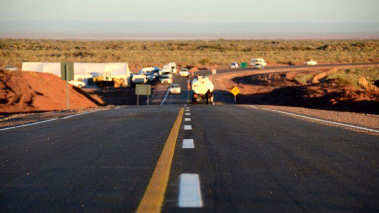 Reactivarán la pavimentación de la Ruta del Petróleo