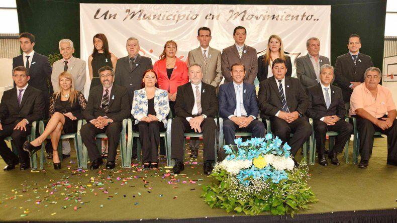Marcelo Rucci y Omar Gutiérrez