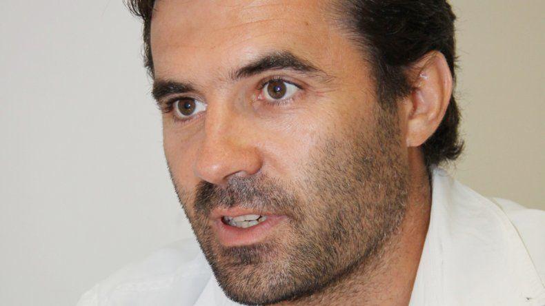 El ex concejal Martínez