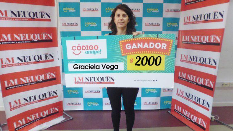 Graciela Vega.