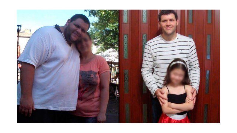 Le prometió a su hija bajar de peso y logró 71 kilos menos en 9 meses