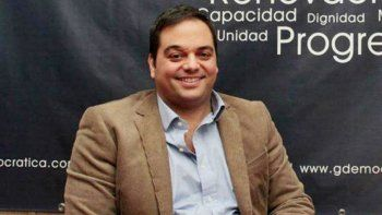 Jorge Triaca, ministro de Trabajo designado por Macri.