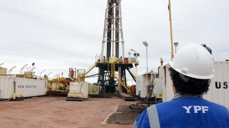 Neuquén tendrá una merma de la actividad petrolera.