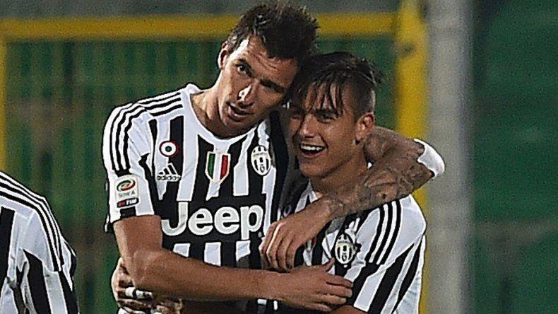 Paulo sigue creciendo en el Calcio. Es una de las figuras del torneo.