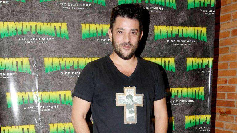 Rago destaca que Kryptonita es una película muy novedosa.