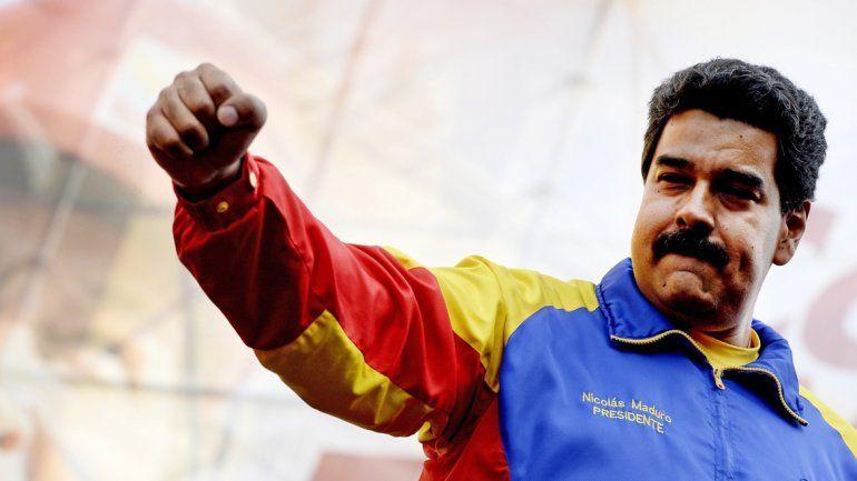 Nicolás Maduro llamó a volcarse a las urnas de forma masiva.