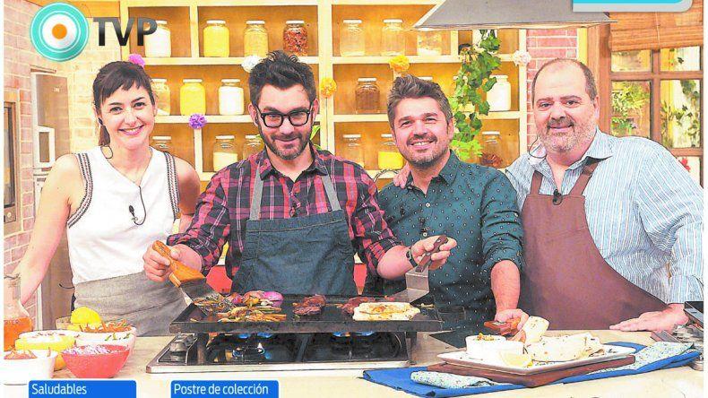 Cocineros Argentinos.