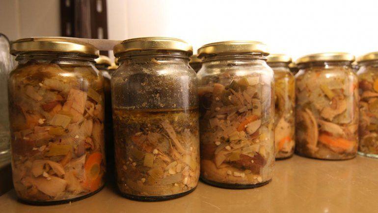 Productores elaboran una variedad de alimentos para que estén al alcance de todos.