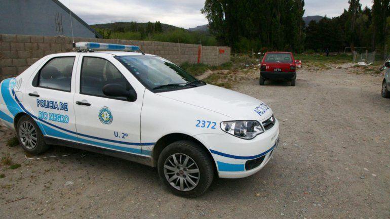 La Policía montó una guardia para evitar nuevos intentos de toma.