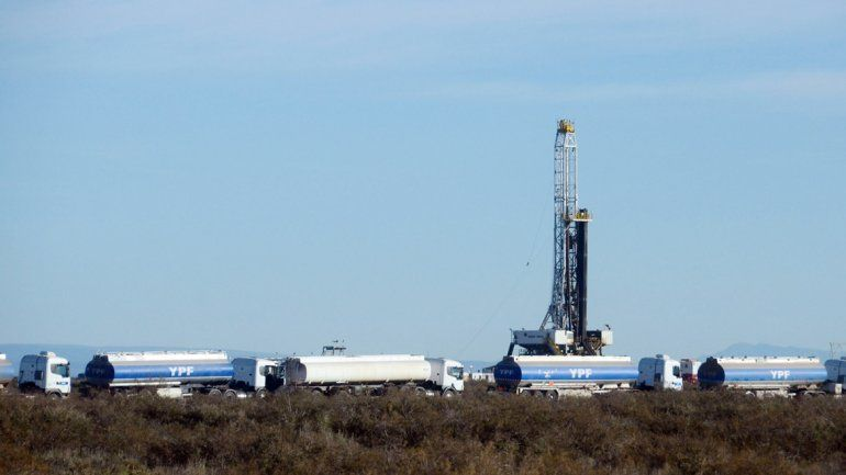 El yacimiento de Loma Campana es centro neurálgico de las inversiones en hidrocarburos de la provincia.