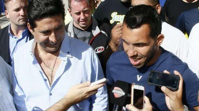Carlitos le fue fiel a Angelici y le dio una gran mano para la reelección.