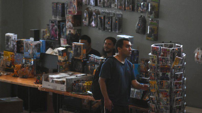 Fanáticos del animé y los videojuegos tuvieron su fiesta en Neuquén