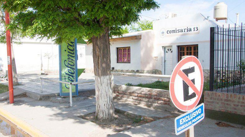 La Comisaría 13 de San Patricio del Chañar intervino en las averiguaciones