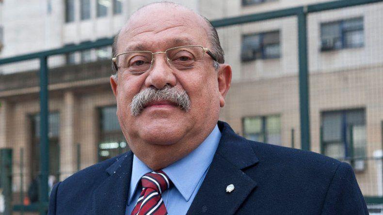 El fiscal federal Jorge Di Lello.