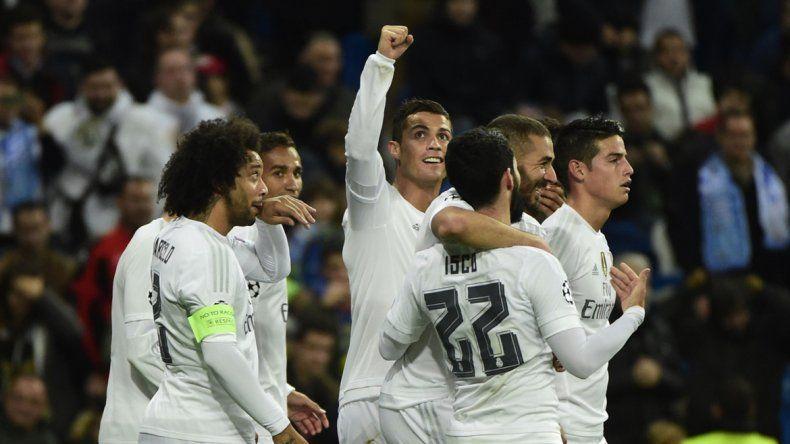 La dupla Ronaldo-Benzema fue demasiado para el débil equipo sueco.