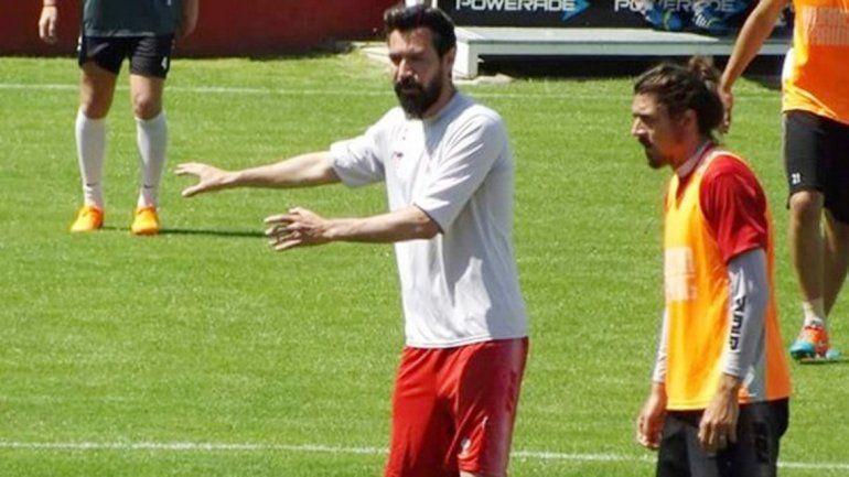 Domínguez ya tiene todo listopara el partido definitorio.