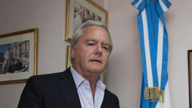 Pinedo le entregará los atributos presidenciales a Macri