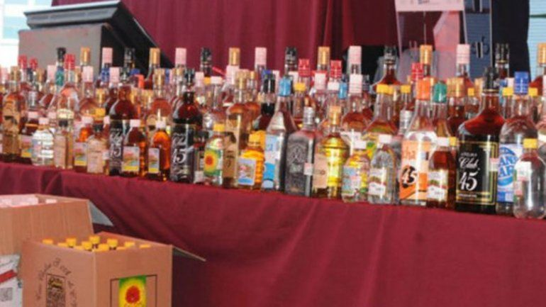 En Alemania destruyeron 25 mil litros de tequila falso
