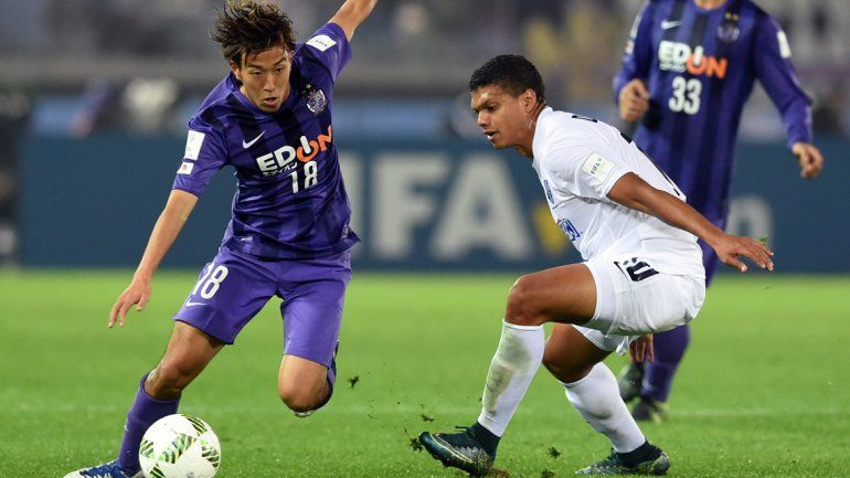 Sanfrecce Hiroshima venció al Auckland City y ahora enfrentará alMazembe de Congo.