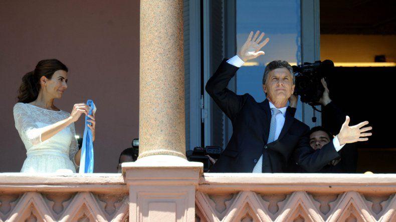 ¿Qué dijo Tinelli sobre el baile de Macri en el balcón?