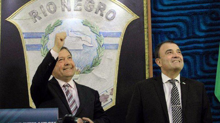 Alberto Weretilneck prestó juramento como Gobernador