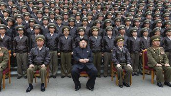 Kim le pone paños fríos a la escalada contra Estados Unidos
