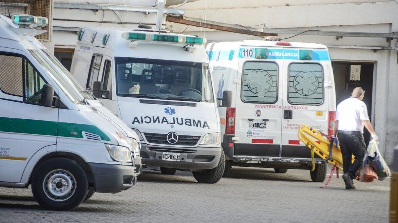 El hombre falleció en el hospital Castro Rendón.