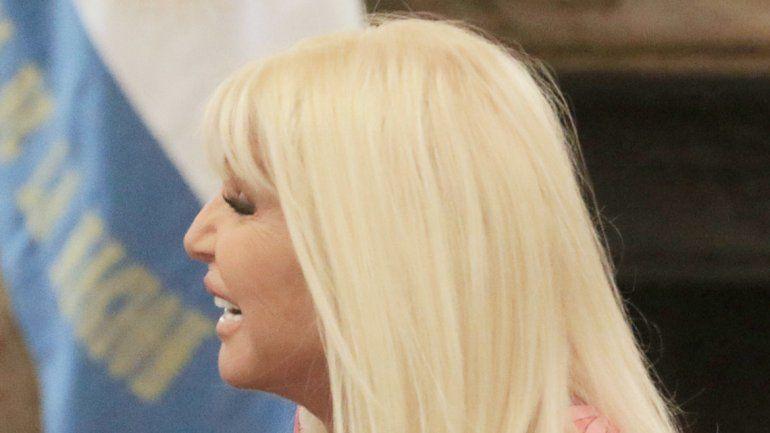 Susana Giménez.