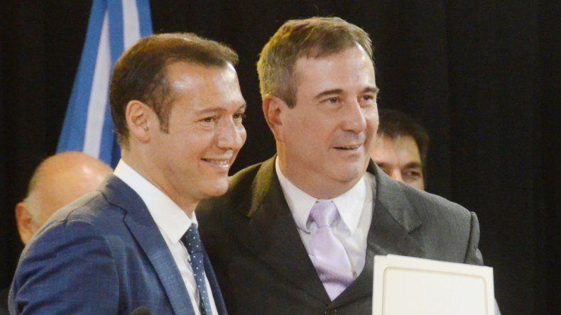 Corradi Diez prometió diálogo con todos los sectores de Salud.