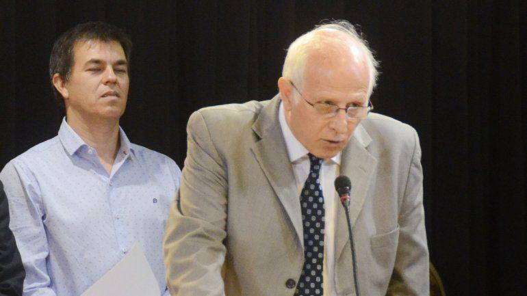 José Brillo es una de las nuevas caras del gobierno de Omar Gutiérrez.