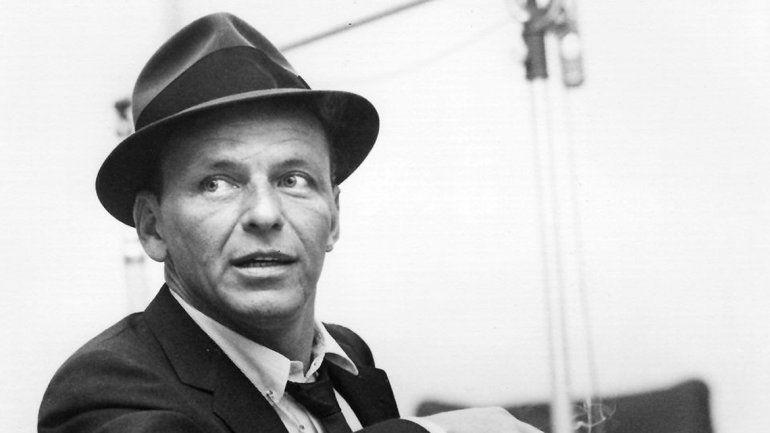 Sinatra llegó a registrar unas 1300 canciones hasta su muerte