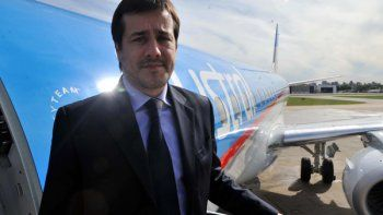 Recalde dijo que es compleja la situación de Aerolíneas