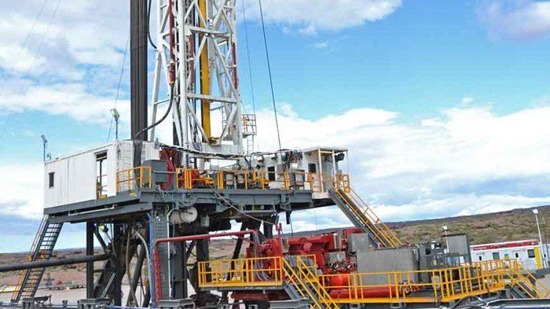 La explotación gasífera es una alternativa a la crisis petrolera.