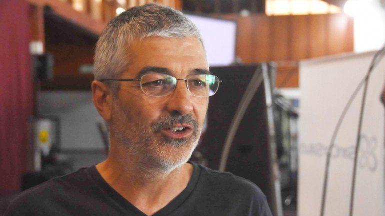 Luis García trabajó a la par de la Pulga durante su recuperación.