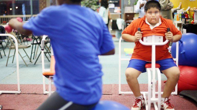 Preocupan los altos niveles de obesidad y sobrepeso en los chicos neuquinos de entre 10 y 18 años. El estudio realizado en escuelas públicas indicó falta de capacidad aeróbica.
