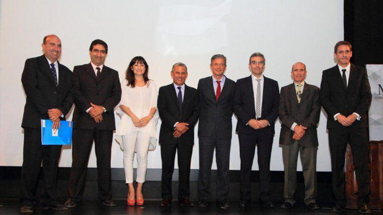 Los secretarios y subsecretarios que acompañarán a Quiroga.
