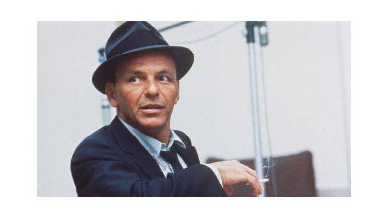 El mundo recuerda a Frank Sinatra a 100 años de su nacimiento