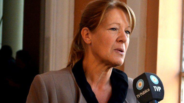 Para Stolbizer, Cristina va a terminar desfilando por los tribunales